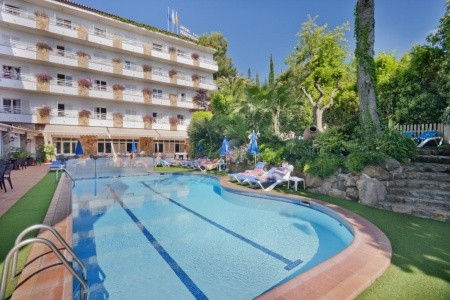 Hotel Neptuno, Španělsko, Costa Brava