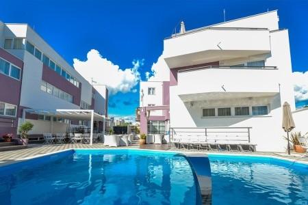 Hotel Zadar - v listopadu