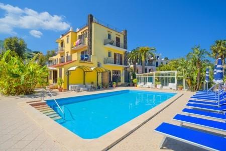 Hotel Terme Principe S Bazénem - termály
