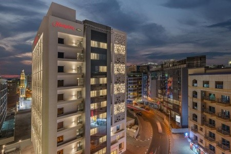 Hampton By Hilton Dubai Al Barsha - pobytové zájezdy