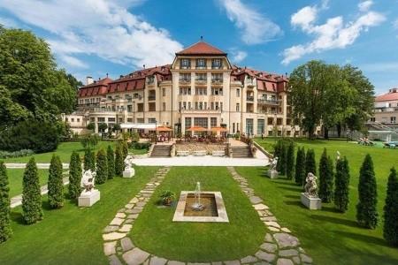 Thermia Palace Ensana Health Spa Hotel - termály