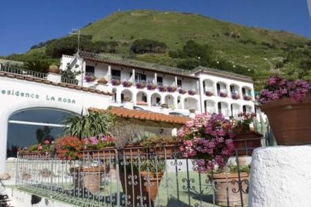 Hotel Residence La Rosa - u moře