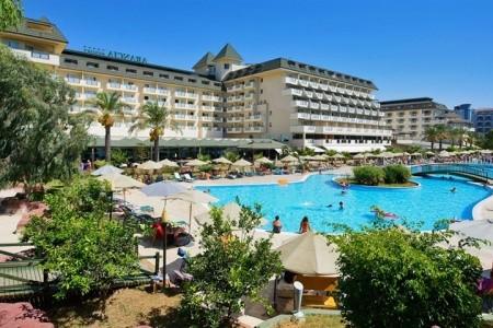Mc Arancia Resort, Turecko, Alanya