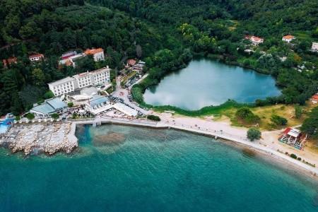 Barbara Piran Beach Hotel And Spa - v červnu