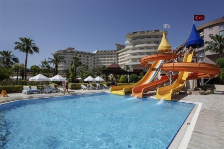 Saphir Resort & Spa - v srpnu