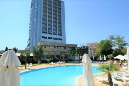 Hotel Kamenec Nesebr - letecky all inclusive