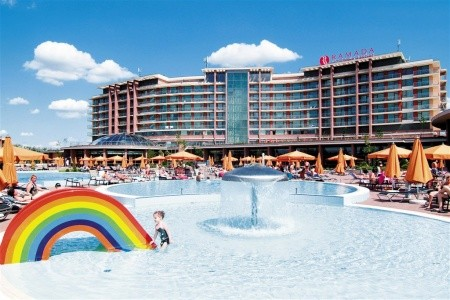 Aquaworld Resort Budapest, Maďarsko,