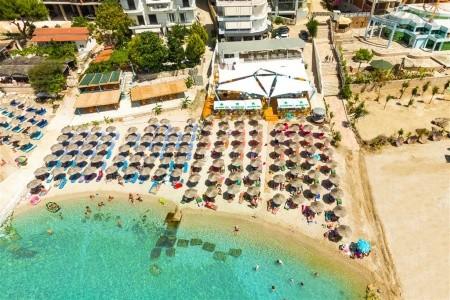 Hotel Aloha Beach - u moře