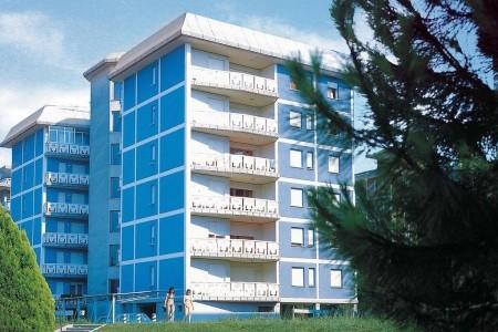 Apartmány Tre C - apartmány u moře