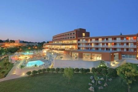 Hotel Albatros Plava Laguna, Chorvatsko, Poreč
