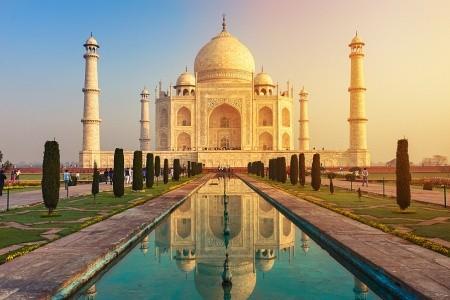 To nejlepší z Indie + TÁDŽ MAHAL + SAFARI (letecky Snídaně