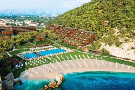 Maxx Royal Kemer Resort - letecky