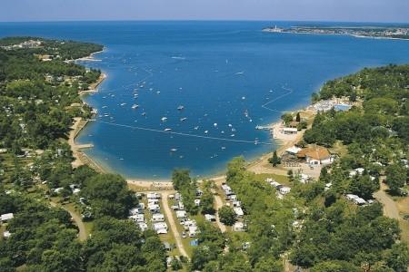 Lanterna Premium Resort Camping, Chorvatsko, Poreč