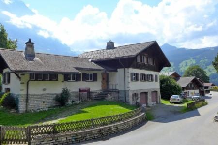 Chalet Jolimont - Švýcarsko v prosinci