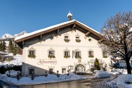 Landgasthof Hotel Almerwirt, Rakousko, Hochkönig
