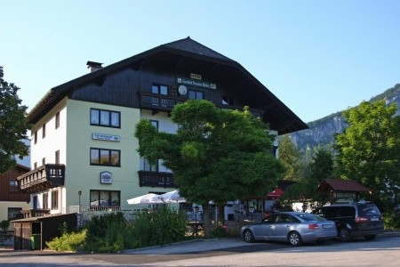Bergblick Bad Goisern, Rakousko, Horní Rakousko