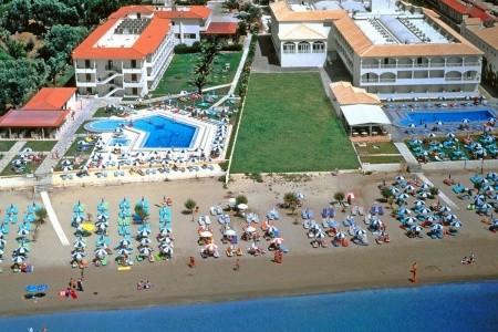Hotel Astir Palace - Řecko v létě