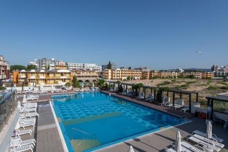 Hotel Burgas Beach, Bulharsko, Slunečné Pobřeží