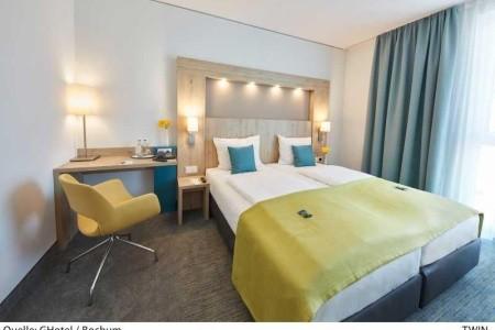 Ghotel Hotel & Living Bochum - Last Minute a dovolená