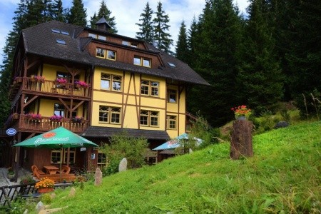 Hotel Modrava - Last Minute a dovolená
