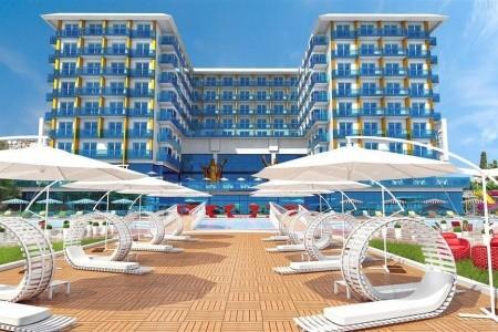 Azura Deluxe Resort&Spa, Turecko, Turecká riviéra