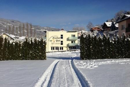 Hotel Zur Post - Rakousko - First Minute