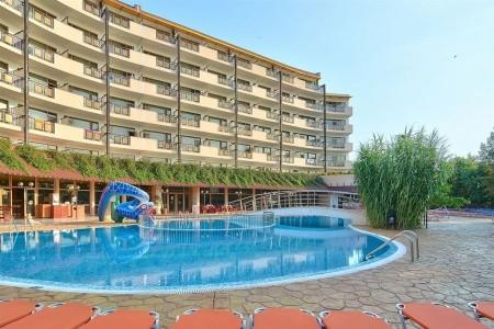 Hotel Berlin Green Park - Dovolená Zlaté písky 2021