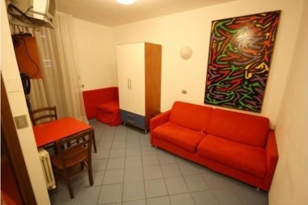 Apartmány Katja - Itálie  - apartmány