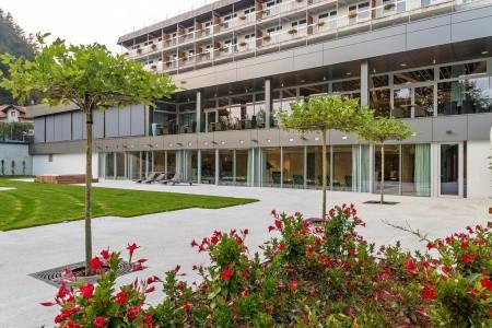 Hotel Bled Rose (Ex. Jelovica) - luxusní dovolená