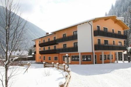 Hotel - Pension Hubertus - v červenci