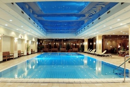 Ensana Grand Margaret Health Spa Hotel (Danubius G - v dubnu