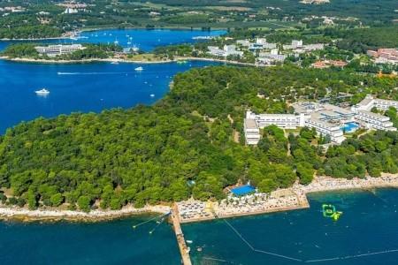 Hotel Delfin Plava Laguna, Chorvatsko, Istrie