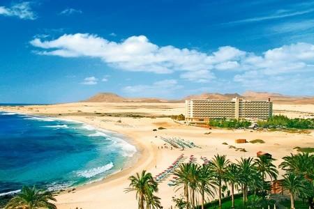 Riu Oliva Beach Resort - na pláži