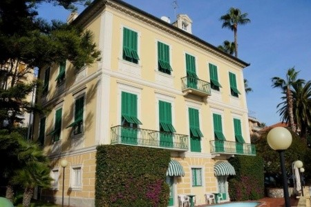 Residence Miramare - Imperia - Ligurská riviéra  - Itálie