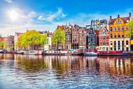 Nejkrásnější národní parky Holandska a Amsterdam Snídaně