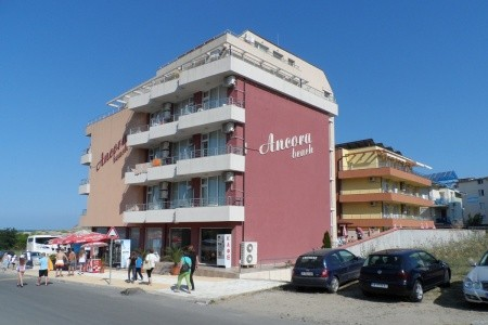 Hotel Ancora Beach - dovolená