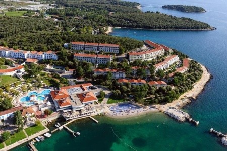 Resort Belvedere - Apartmány, Chorvatsko, Istrie