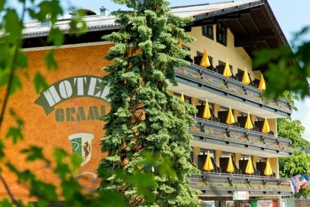 Hotel Berghof Graml, Rakousko, Salcbursko