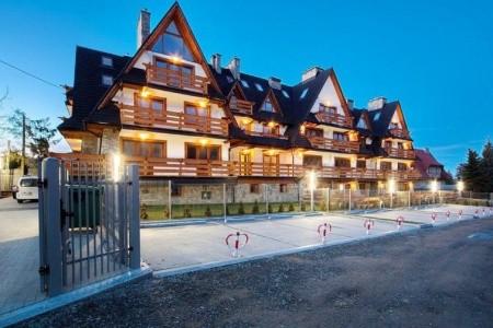 Gerlach House & Spa Z Sauną - first minute
