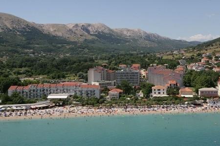Corinthia Baška Sunny By Valamar Hotel, Chorvatsko, Krk