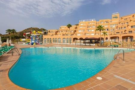 Mojacar Playa Aquapark - v červenci