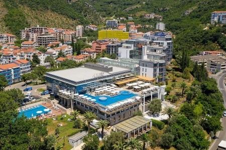 Falkensteiner Hotel Montenegro - Bečići - hotely