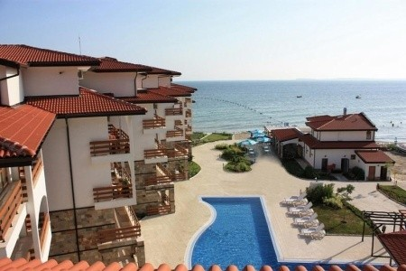 Robinson Beach Apartments - Bulharsko  letecky z Budapešti