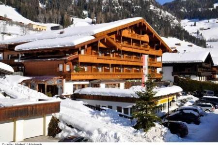 Hotel Alphof, Rakousko, Tyrolsko
