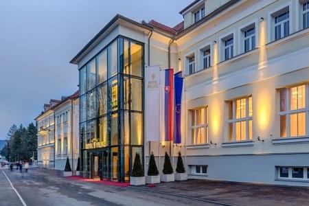 Turčianské Teplice, Luxusní Hotel Royal Palace S D - luxusní ubytování