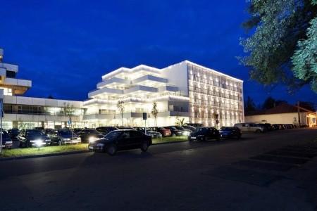 Turčianské Teplice, Liéčebný Dom Velká Fatra Se Vs - luxusní ubytování