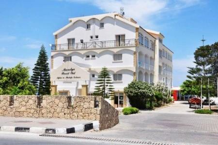 Manolya Hotel - letecky