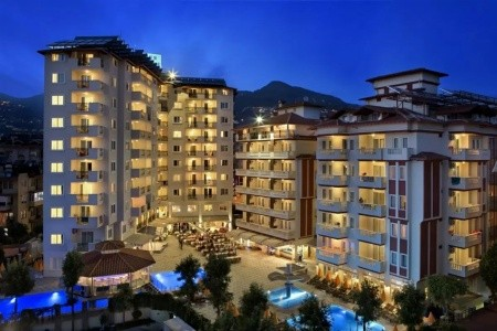 Villa Sun Flower Apart Suite - hotel