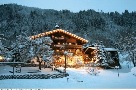 Gasthof Limberghof (Ei) - Rakousko  s polopenzí