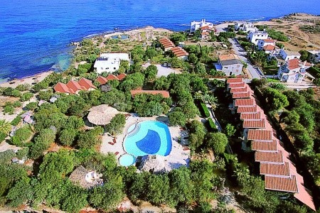 Riviera Beach Bungalows Hotel - letecky